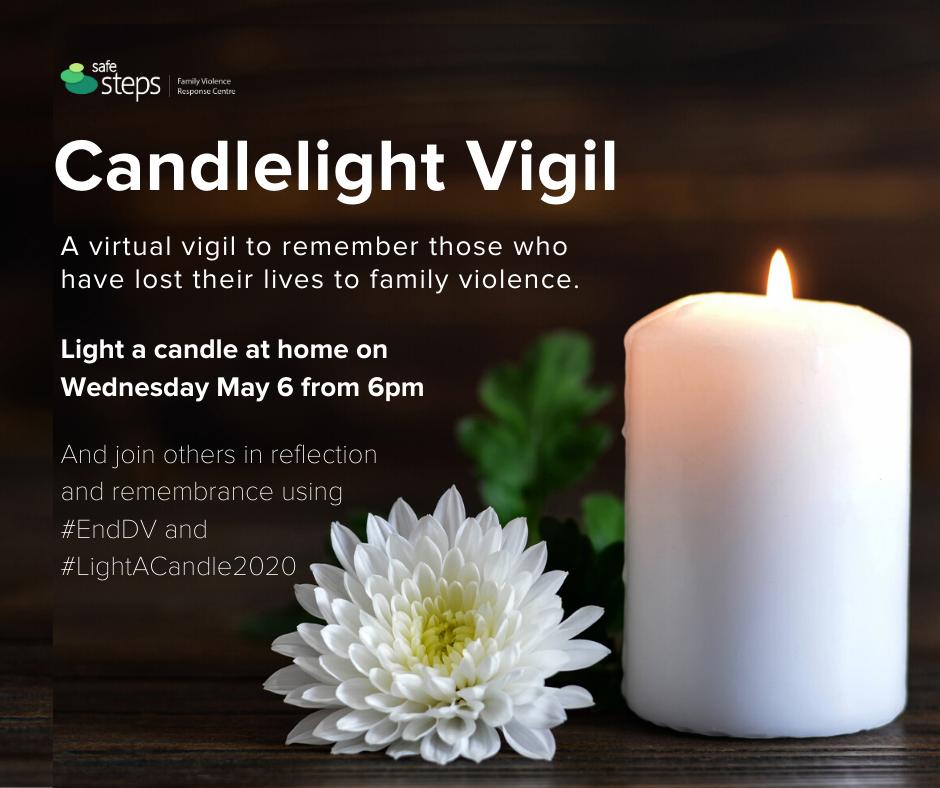 Candlelight Vigil 2020