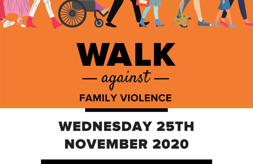 2020 Walk Against Family Violence, 25 November 2020